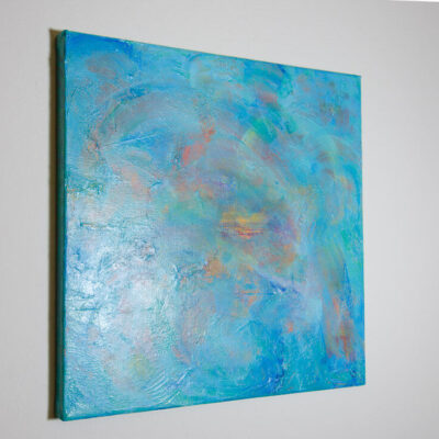 Dreaming of Evolution - Abstract Painting.