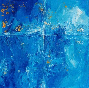Melting Glaciers – New Painting