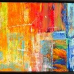 Frenetic Passion Abstract Painting