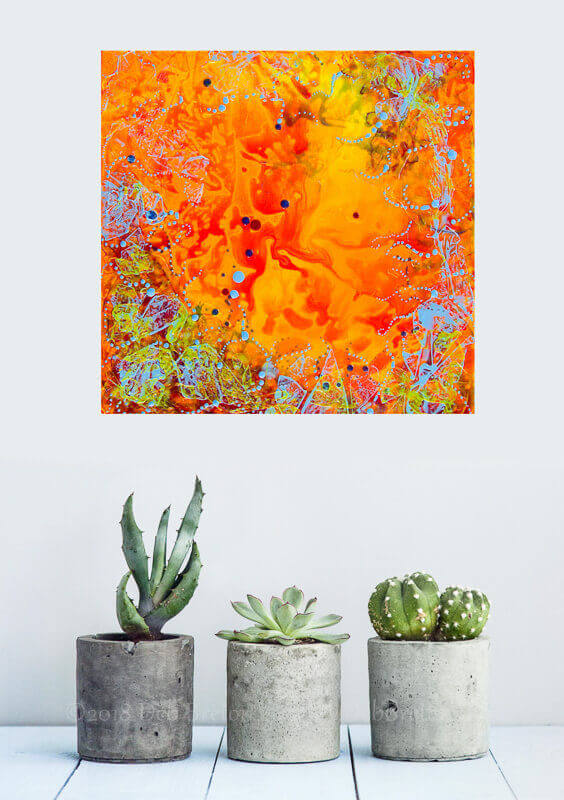 tangerine dream in situ