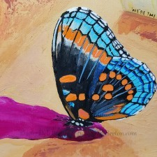 Butterflies – Fun Wine Painting