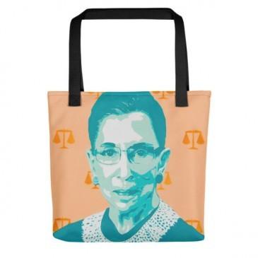 Ruth Bader Ginsburg – Tote bag – Supreme Court Justice RBG