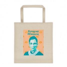 Ruth Bader Ginsburg Canvas Tote bag Supreme Court Justice RBG