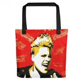 Singer PINK Tote bag