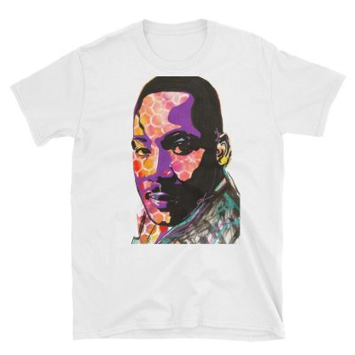 Martin Luther King Jr. – Short-Sleeve Unisex T-Shirt