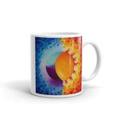 Balancing Sun and Moon – Mug