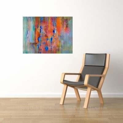 Medium Sized Abstract Paintings