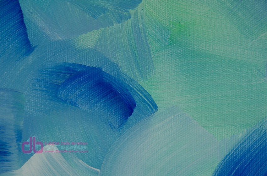 Dream Realm abstract painting