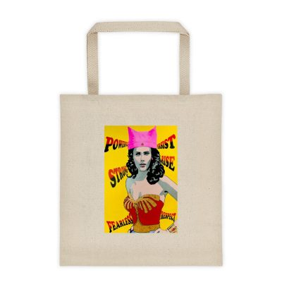 Persist!  RESIST Tote Bag