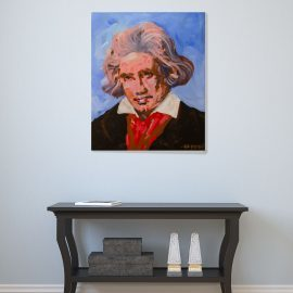 Beethoven On My Mind – Portrait of Ludwig van Beethoven