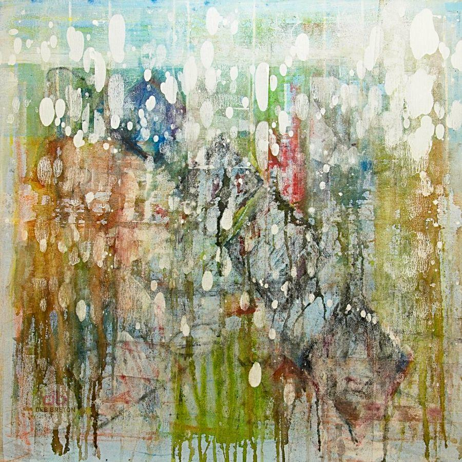 Effervescence original painting