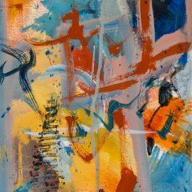 Kinetic Energy – Abstract Art