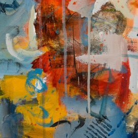 Sonic Energy – Abstract Expressionism