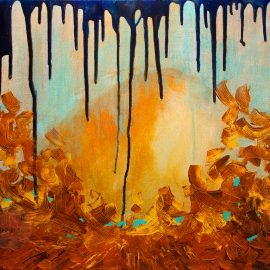 Just Like Fire – Abstract
