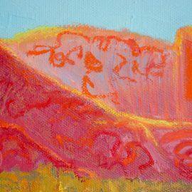 Semi-Abstract Landscape