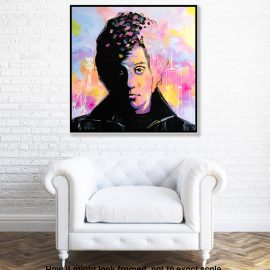 New York State of Mind – Billy Joel Painting