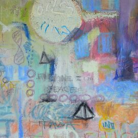 Outlier's Idiom – Original Painting on canvas