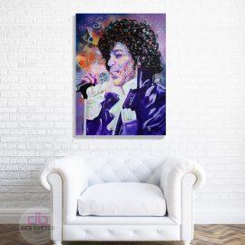 Prince Portrait Painting