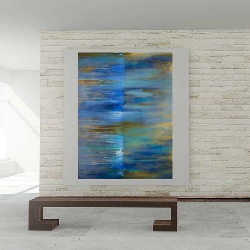 Take Me Away painting in situ