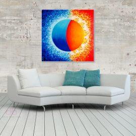 Balance Sun and Moon