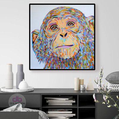 chimp love in situ