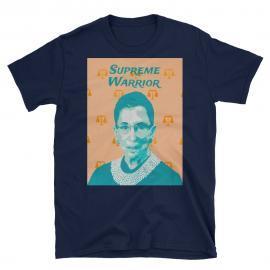 Ruth Bader Ginsburg Short-Sleeve Unisex T-Shirt RBG